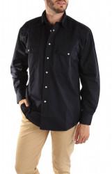 Pánska balvněná košeĺa Lemon & Soda X9312
