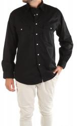 Pánska bavlnená košeĺa Lemon & Soda X9311