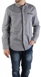 Pánska bavlnená košeĺa Sublevel X8756
