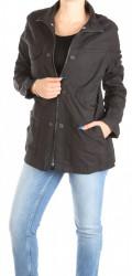 Pánska čierna jesenná bunda Desigual W1013