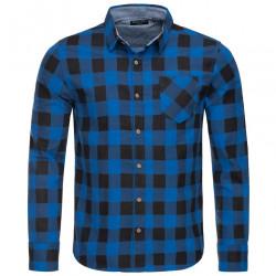 Pánska flanelová košeĺa BRAVE SOUL D1518