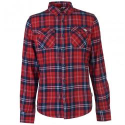 Pánska flanelová košeĺa Lee Cooper H8016