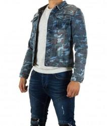 Pánska jeansová bunda Uniplay Q1410