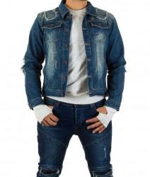 Pánska jeansová bunda Uniplay Q1415