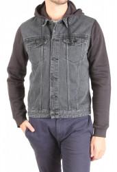 Pánska jeansová bunda W1233
