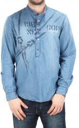 Pánska jeansová košeĺa Desigual X1832