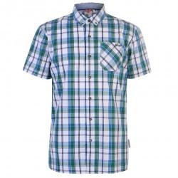 Pánska károvaná košeĺa Lee Cooper H3897