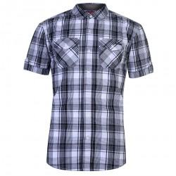 Pánska károvaná košeĺa Lee Cooper H3951