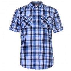 Pánska károvaná košeĺa Lee Cooper H3952