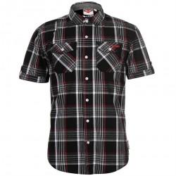 Pánska károvaná košeĺa Lee Cooper H3953