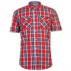 Pánska károvaná košeĺa Lee Cooper H3954