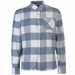 Pánska kockovaná košeĺa Lee Cooper H8013