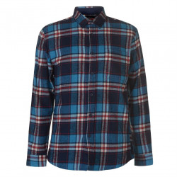 Pánska kockovaná košeĺa Pierre Cardin H8019