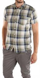 Pánska Kockovaná košeĺa Sublevel X9413