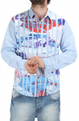 Pánska košeĺa Desigual X1244