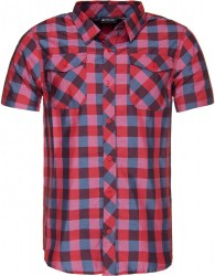 Pánska košeĺa s krátkym rukávom Alpine Pro K0793