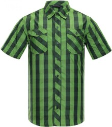 Pánska košeĺa s krátkym rukávom Alpine Pro K0795