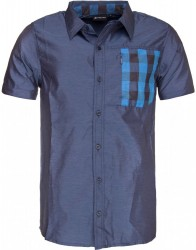 Pánska košeĺa s krátkym rukávom Alpine Pro K0796