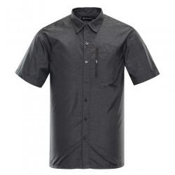 Pánska košeĺa s krátkym rukávom Alpine Pro K1130