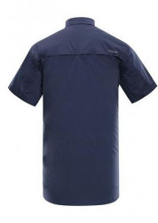 Pánska košeĺa s krátkym rukávom Alpine Pro K1637 #1