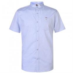 Pánska košeĺa s krátkym rukávom Kangol H6464