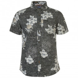 Pánska košeĺa s krátkym rukávom SoulCal J5147