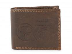 Pánska kožená peňaženka Carrera Jeans L2266