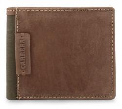 Pánska kožená peňaženka Carrera Jeans L2835