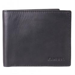 Pánska kožená peňaženka Kangol H8043