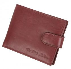 Pánska kožená peňaženka Real Italien Leather E1556