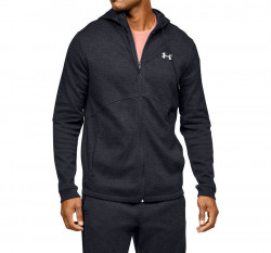 Pánska mikina Under Armour DOUBLE KNIT FZ HOODIE E4193