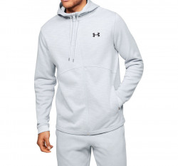 Pánska mikina Under Armour DOUBLE KNIT FZ HOODIE E4194