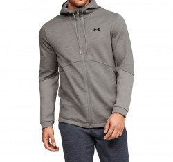 Pánska mikina Under Armour DOUBLE KNIT FZ HOODIE E4195
