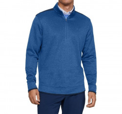 Pánska mikina Under Armour SweaterFleece 1/2 Zip E3713