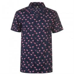 Pánska módna košeĺa Hot Tuna J5142