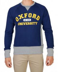Pánska módna mikina Oxford University L2344