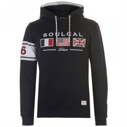 Pánska módna mikina SoulCal H8397