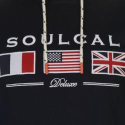 Pánska módna mikina SoulCal H8397 #2
