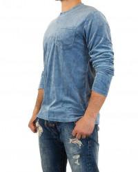 Pánska módna mikina Y.Two Jeans Q3283