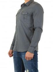 Pánska pohodlná košeĺa Y.Two Jeans Q2661