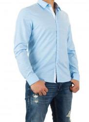 Pánska pohodlná košeĺa Y.Two Jeans Q2662