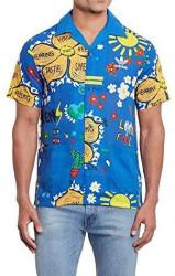 Pánska retro košeĺa Adidas Originals A0465