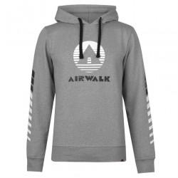 Pánska retro mikina Airwalk H6282