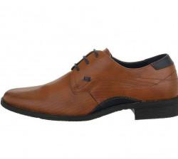 Pánska spoločenská obuv Q5936