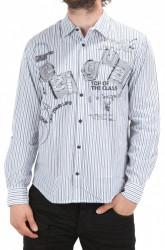 Pánska štýlová košeĺa Desigual X2338