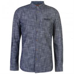Pánska štýlová košeĺa SoulCal H6459