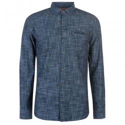 Pánska štýlová košeĺa SoulCal H6460