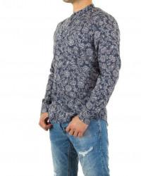 Pánska štýlová košeĺa Y.Two Jeans Q3286