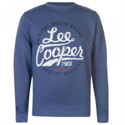 Pánska štýlová mikina Lee Cooper H6585