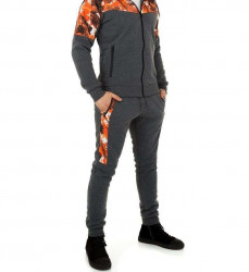 Pánska tepláková súprava Fashion Šport Q4098 #3